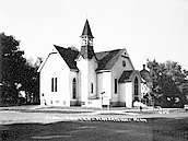 1953—Evangelical Free Church / State Street & Angel Avenue