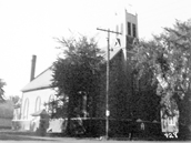 1950—Immaculate Conception Church / Corner of Angel Avenue and Territorial Street