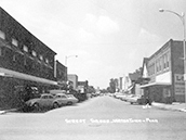 1972—Lewis Avenue Looking Sorth