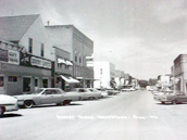1972—Lewis Avenue Looking North